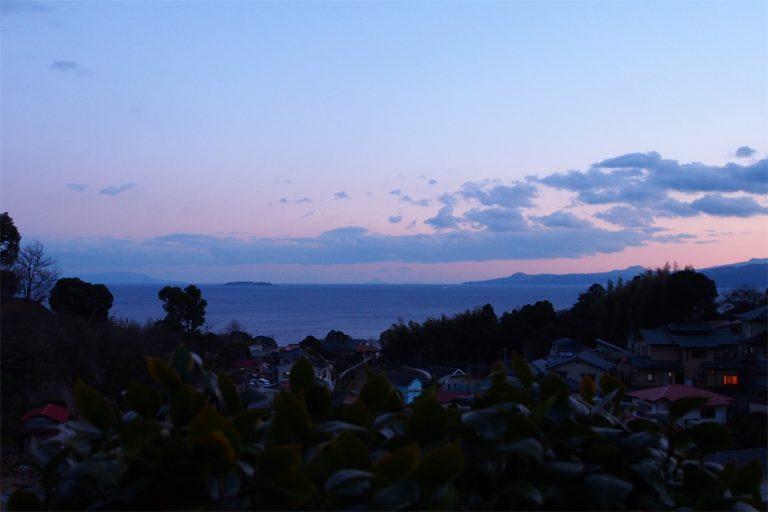 湯河原 吉浜「太平洋を望む緑豊かな土地」