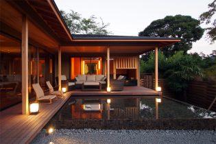湯河原 宮上 半露天風呂付新築別荘「碧翠」販売開始致しました。