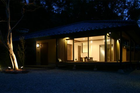 The Bamboo and Momiji House (renovation) 2004 湯河原